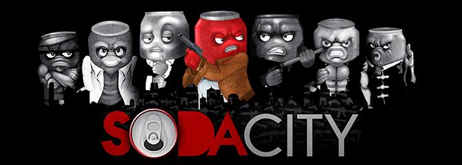 Conozcan Soda City, videojuego mexicano desarrollado por Tochas Studios