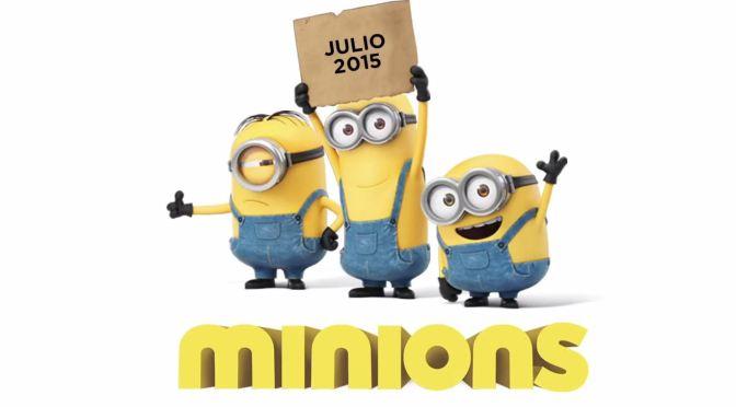 ¡Ya llegó el primer trailer de los 'Minions'!