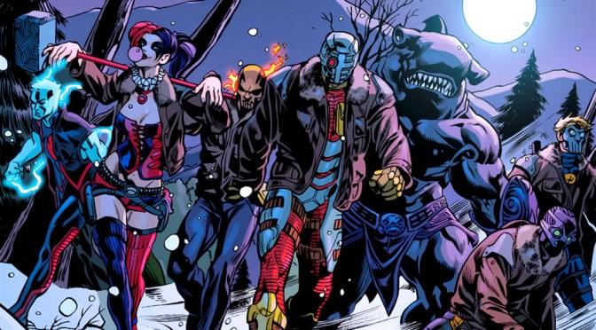 El elenco de Suicide Squad ya está confirmado