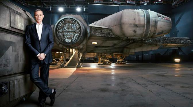 Chequen nuevas imágenes del Halcón Milenario de 'Star Wars: The Force Awakens'