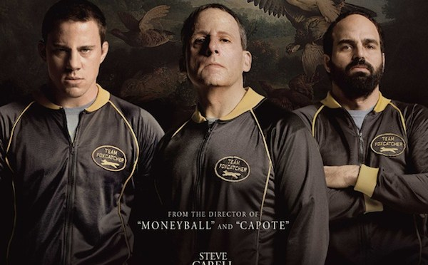 [Review] Foxcatcher