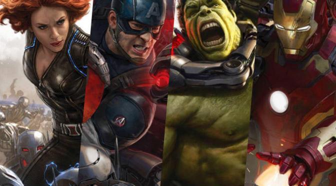 Llega lleno de misterios y acción el segundo tráiler de Avengers: Age of Ultron