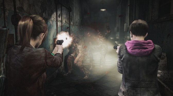 Ya se encuentra disponible el primer episodio de Resident Evil Revelations 2