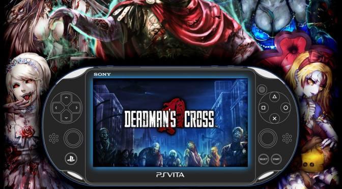 Deadman's Cross ahora ya en PlayStation Vita