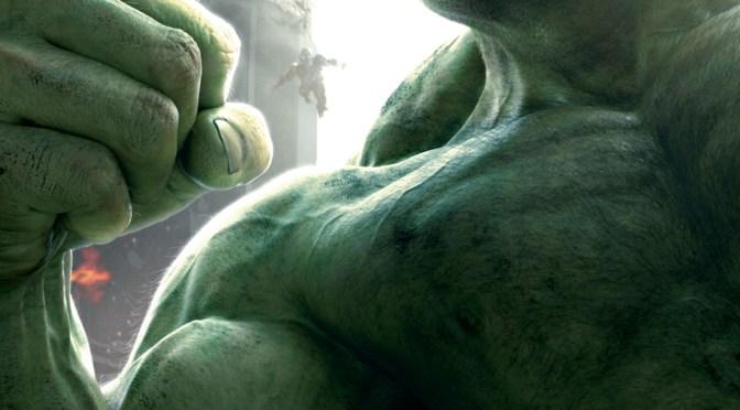 Es turno de ver a Hulk en el nuevo póster de 'Avengers: Age of Ultron'