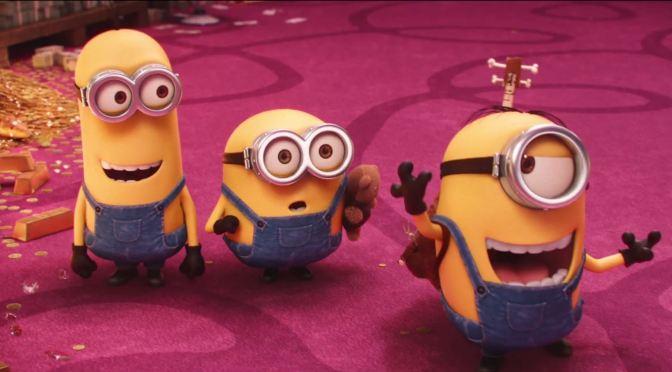 Los Minions estrenan nuevo trailer con el doblaje de Thalía y Ricky Martin