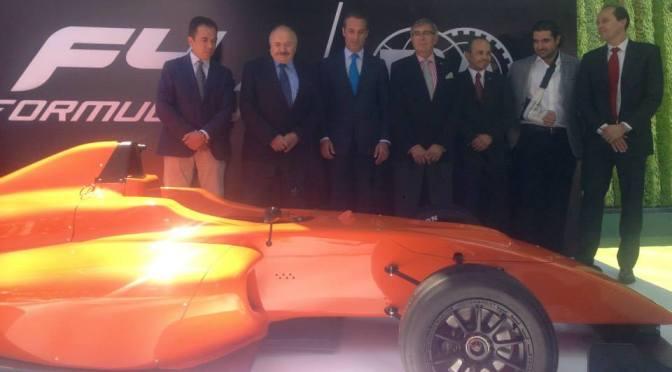 México contará con Fórmula 4 para impulsar a los jóvenes pilotos
