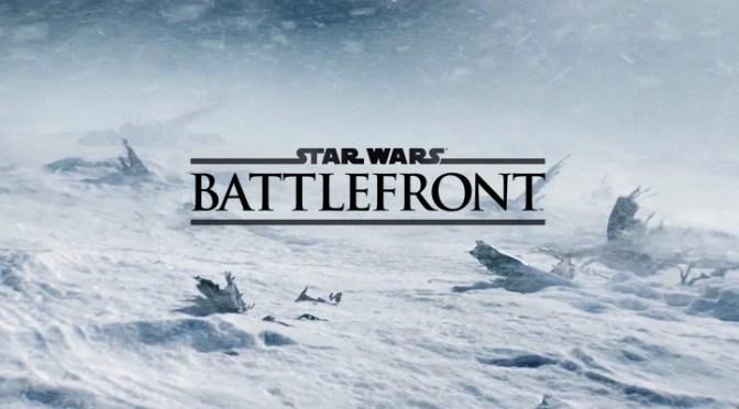 Se realiza una conferencia de Star Wars Battlefront a puerta cerrada