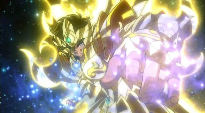 Como un relámpago de voltaje llega el nuevo tráiler de Saint Seiya: Soul of Gold