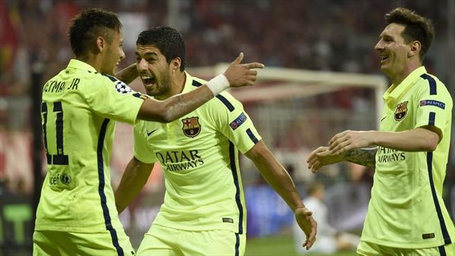 Barcelona primer finalista de la Champions pese a caer ante el Bayern