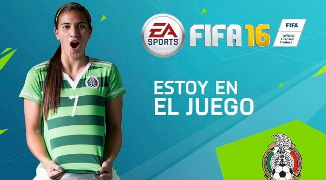 ¡FIFA 16 incluirá Selecciones nacionales femeniles!
