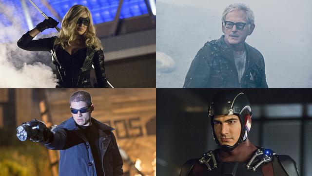¡Ya le dieron luz verde a Legends of Tomorrow, el spin-off de The Flash y Arrow!