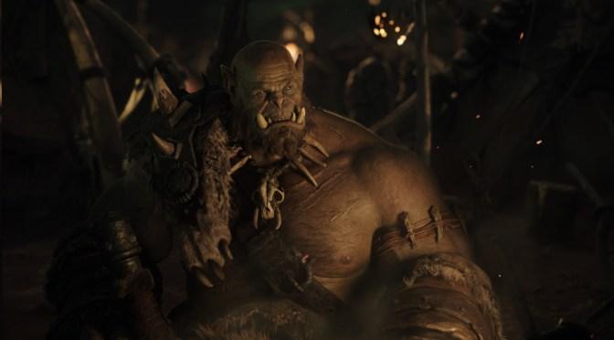 Ya tenemos la primera foto de Orgrim Doomhammer en la película de 'Warcraft'