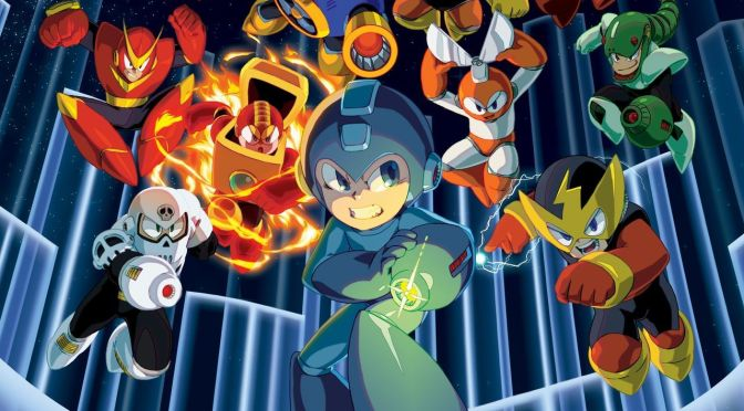 ¡Capcom se acuerda aun de él! – Se anuncia Mega Man Legacy Collection