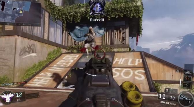 Si quieres vencer tienes que ensuciar tus manos en Call of Duty: Black Ops III