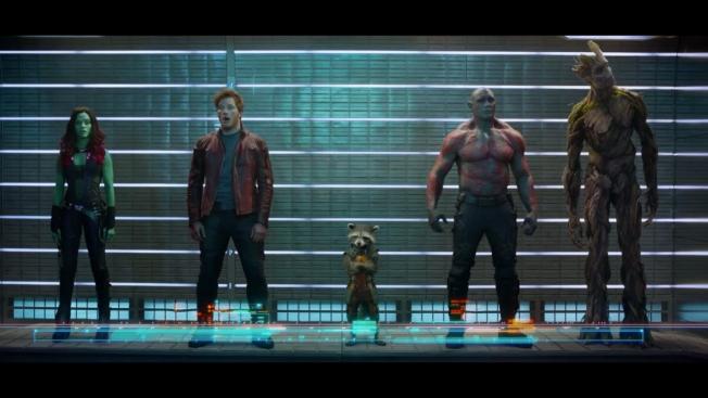 ¡Ooga-Chaka Ooga! Se revela el título oficial para la secuela de Guardianes de la Galaxia