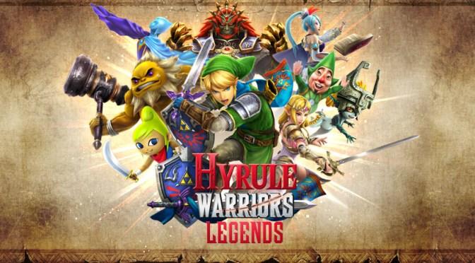 Hyrule Warriors Legends – Nuevos Detalles