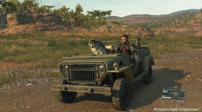 Más de 50 imágenes de Metal Gear Solid V: The Phantom Pain