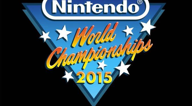 Todos los detalles… bueno, ¡casi todos los detalles del Nintendo World Championships 2015 han sido anunciados!