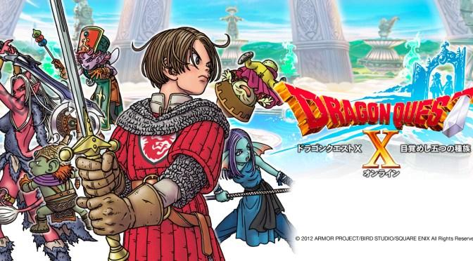 Dragon Quest X y Dragon Quest XI saldrán para Nintendo NX