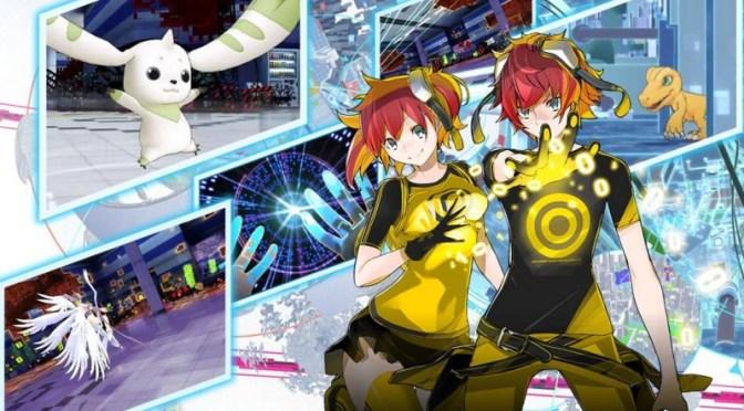 Digimon Story Cyber Sleuth llegará al PS4 y Vita