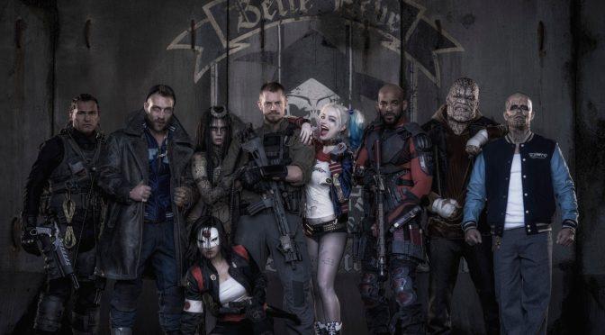 Disfruten del primer tráiler de 'Suicide Squad' mostrado en Comic-Con