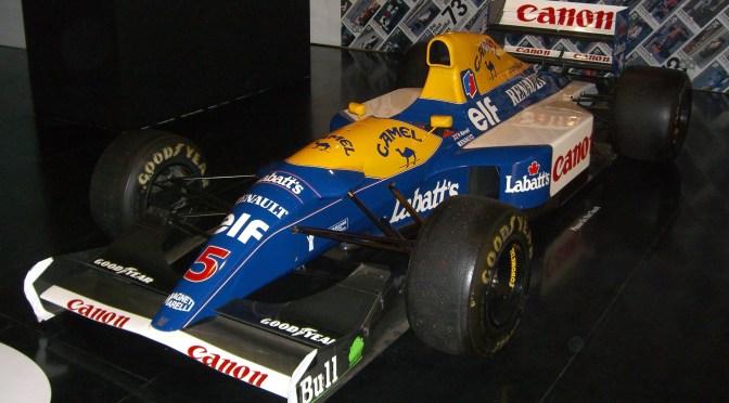 Gran exhibición de vehículos emblemáticos veremos en la FIA Motorex México 2015
