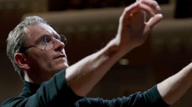 Llega un nuevo tráiler de Steve Jobs protagonizado por Michael Fassbender