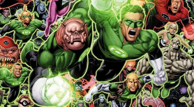 Se hace oficial el reboot de Linterna Verde