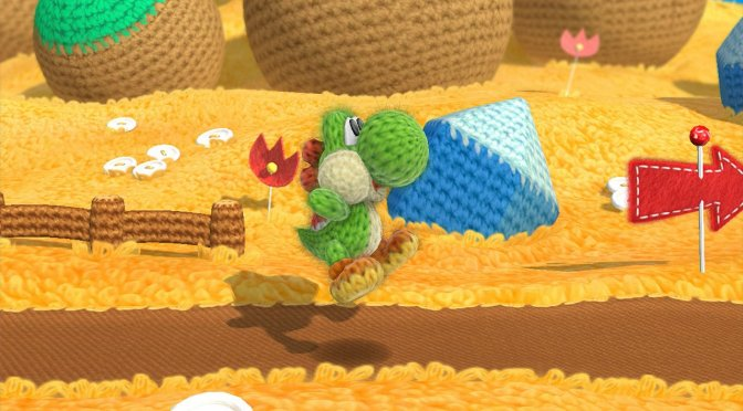 ¡Tendremos el Bundle de Yoshi's Woolly World con el Yarn Yoshi!