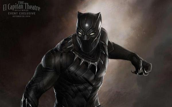 Black Panther anda en el set de 'Civil War' y aquí tienen el primer vistazo a su traje