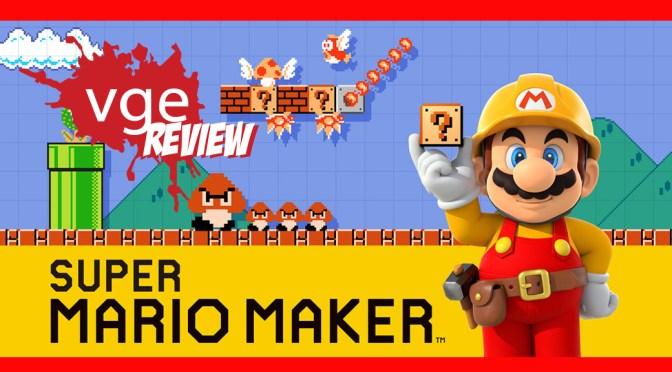 [Review] – Super Mario Maker