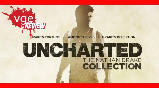 [Review] UNCHARTED The Nathan Drake Collection