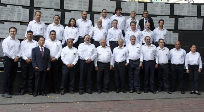 OMDAI FIA México presenta organigrama rumbo al Gran Premio de la F1
