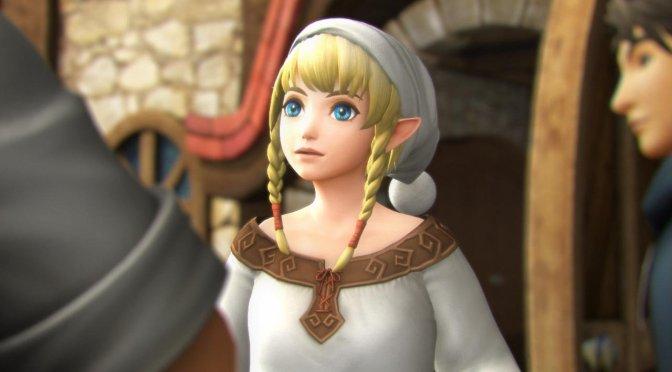Todos los nuevos personajes de Hyrule Warriors Legends llegarán a la versión de Wii U