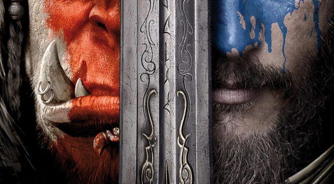 Chequen el nuevo póster de Warcraft. El primer tráiler llega el viernes