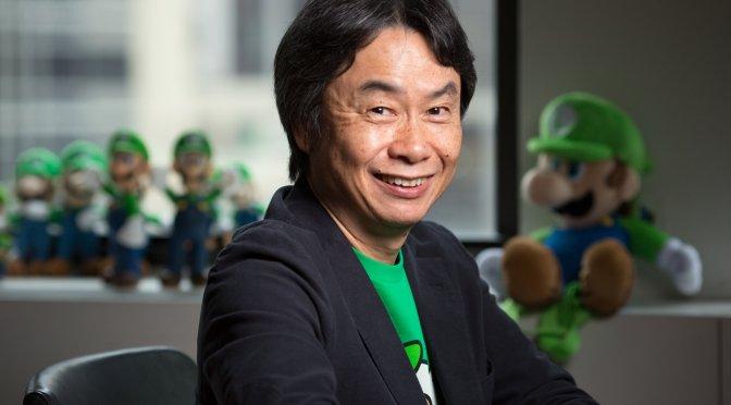 Hoy es cumpleaños de Shigeru Miyamoto.