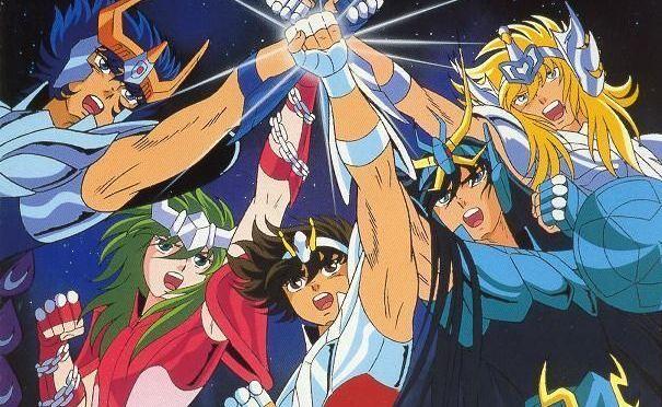 Nuevo anime de Saint Seiya esta próximo a salir