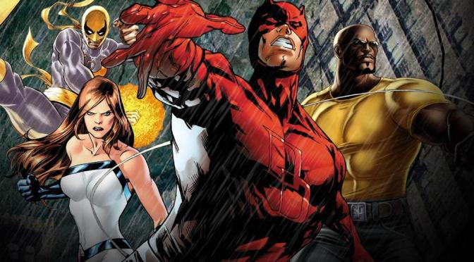 ¿Se podra ver a Los Vengadores y Los Defensores juntos en Infinity War?