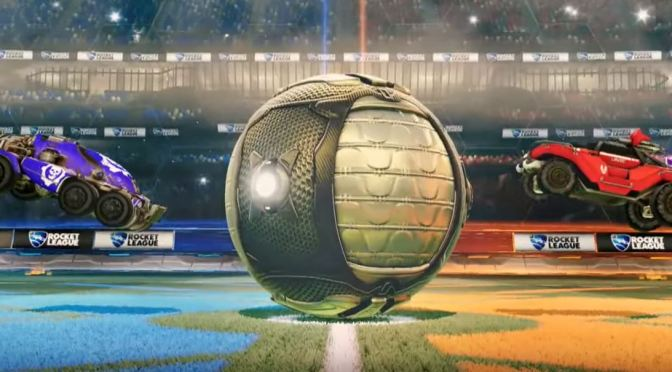 Confirman la llegada de Rocket League a Xbox One con autos de Halo y Gears of War