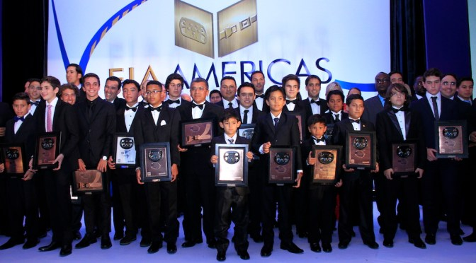 Entregan FIA Americas Awards a lo mejor del automovilismo y la seguridad vial en 2015