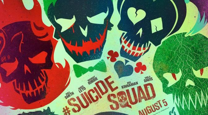 Nuevos pósters estilizados de Suicide Squad