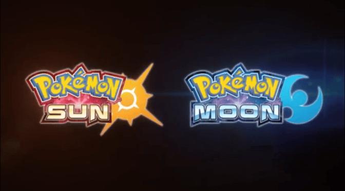 ¡Una nueva generación esta por llegar! Pokémon Sun y Pokémon Moon confirmados