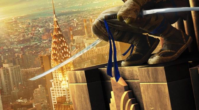 Las Tortugas están cuidando la ciudad en los nuevos pósters de Tortugas Ninja 2