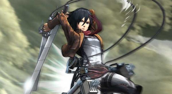 Un nuevo avance del juego de Shingeki no Kyojin nos muestra un poco del modo historia