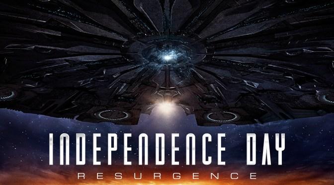 Los alienígenas han regresado en el spot del Super Bowl de Independence Day: Resurgence