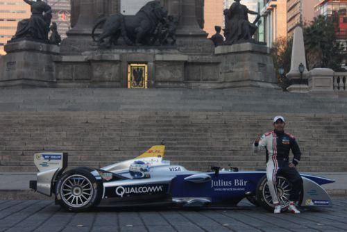La Fórmula E electrizó las calles de la Ciudad de México