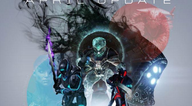 La próxima actualización de abril de Destiny traerá varios cambios y muchas horas de juego