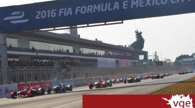 La Fórmula E regresa al Autódromo Hermanos Rodríguez y la venta de boletos ya inició