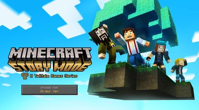El episodio 5 de Minecraft: Story Mode está por llegar y habrá otros 3 episodios más